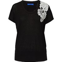 Winser London Guipure Lace Jumper