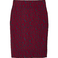 Winser London Floral Pencil Skirt