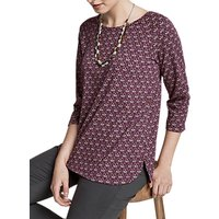 Seasalt Redon Top, Penwith Geo Rosewood