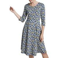 Seasalt The Mouls Dress, Vintage Floral Night