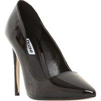 Dune Amalfie Pointed Toe Stiletto Heeled Court Shoes