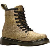 Dr Martens Delaney Boots, Gold Glitter