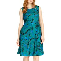 Studio 8 Charlie Dress, Green/Multi