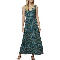 EastEast Savannah Print Maxi Dress, Multi
