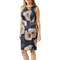 Fenn Wright Manson Petite Marigold Print Dress, Multi