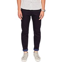 Ted Baker Sirrius Tapered Jeans, Dark Blue