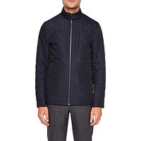 Ted Baker Dalway Quilted Jacket, Navy
