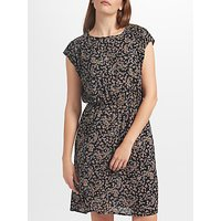 Collection WEEKEND by John Lewis Ditsy Floral Print Dress, Black/Multi