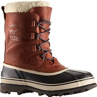 Sorel Caribou Mens Winter Snow Boots, Brown
