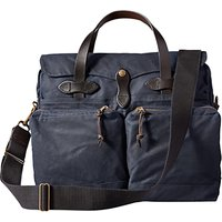 Filson 24 Hour Briefcase, Navy