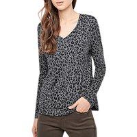 Gerard Darel Utah T-shirt, Grey/Multi