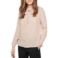 Gerard Darel Blossom Silk Blouse, Pink