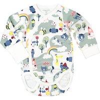 Polarn O. Pyret Baby Fairy Bodysuit, Cream