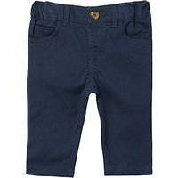 John Lewis Baby Stretch Twill Trousers