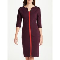 Winser London Miracle Colour Block Jersey Dress