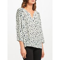 Pyrus Grace Printed Silk Blouse
