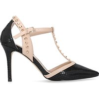 shop for Carvela Kankan Studded T-Bar Court Shoes at Shopo