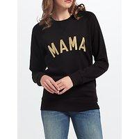 Selfish Mother Mama Crew Neck Sweatshirt