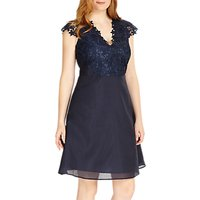 Studio 8 Eliza Dress, Navy