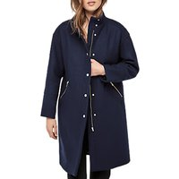 Gerard Darel Germain Coat, Blue