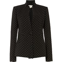Damsel in a dress Silvermist Blazer, Black/Ivory