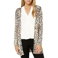 Damsel in a dress Leopard Print Cardigan, Neutral