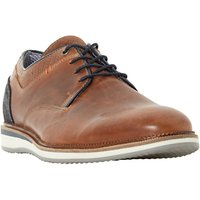 Dune Bodyguard Derby Leather Shoes