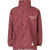 Redmaids High School Coat, Maroon