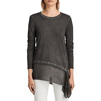 AllSaints Lauryn Miro Long Sleeve T-Shirt
