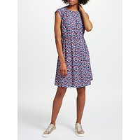 Collection WEEKEND by John Lewis Daisy Chain Print Dress, Blue/Multi