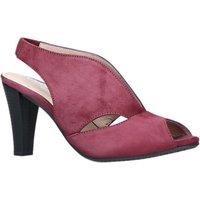 Carvela Comfort Arabella Cone Heel Open Toe Court Shoes