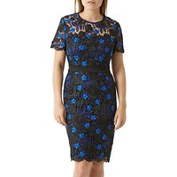 Fenn Wright Manson Petite Mykonos Dress, Blue