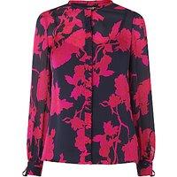 L.K.Bennett Felli Shirt, Pink