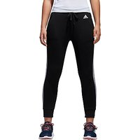 Adidas Essential 3-stripes Tracksuit Bottoms, Black