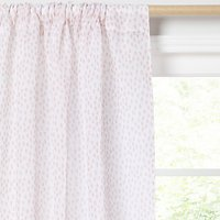 John Lewis Himani Slot Top Voile Panel