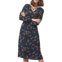 Sugarhill Boutique Noor Abstract Floral Dress, Multi