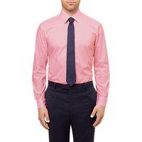Jaeger Oxford Slim Fit Shirt, Pink