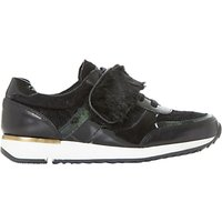 shop for Bertie Equipt Faux Fur Trainers at Shopo