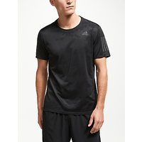adidas Response Short Sleeve Running Top