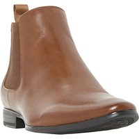 Dune Malbec Leather Chelsea Boots