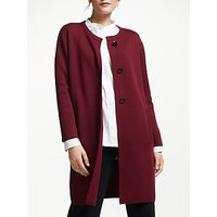 Winser London Merino Wool Three Button Coat