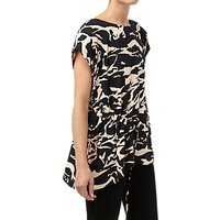 Finery Abstract Animal Short Sleeve T-Shirt, Multi