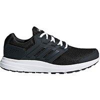 adidas Galaxy 4 Womens Running Shoes, Core Black
