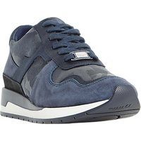 Dune Elena Lace Up Trainers