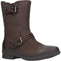 UGG Jenise Buckle Detail Ankle Boots
