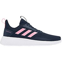 adidas Junior Questar Drive Trainers, Navy/Pink