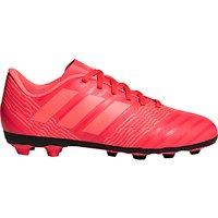 adidas Children's Nemeziz 17.4 Football Boots, Pink