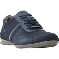 Dune Tate Lace-Up Trainers, Navy