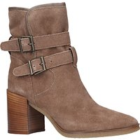 KG by Kurt Geiger Buckle Block Heeled Ankle Boots
