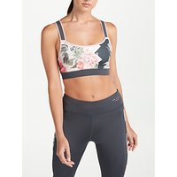 Ted Baker Fit to a T Orwen Palace Garden Sports Bra, Multi